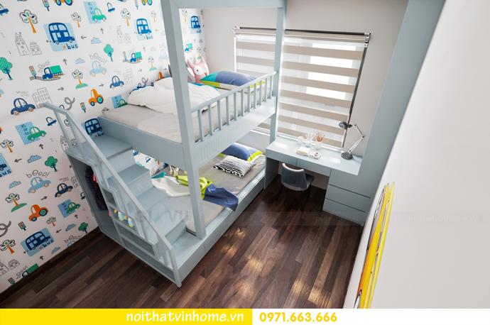 mẫu nội thất chung cư theo phong cách tối giản được ưu chuộng 2019 11