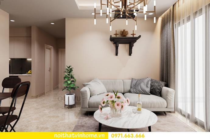 mẫu nội thất chung cư theo phong cách tối giản được ưu chuộng 2019 4