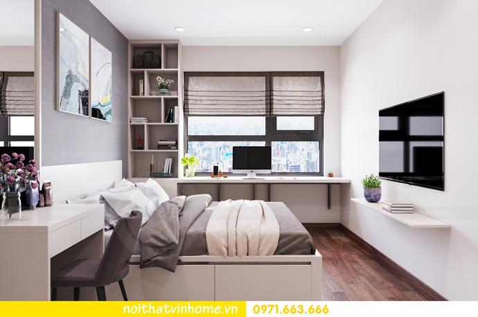 mẫu nội thất chung cư theo phong cách tối giản được ưu chuộng 2019 9