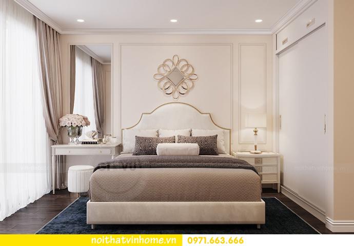 Nội thất căn hộ chung cư 3 phòng ngủ tại Vinhomes Park Hill đẹp sang trọng 8