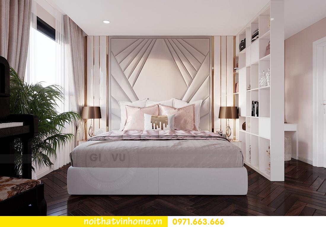 nội thất chung cư cao cấp hiện đại C6 căn 08 Vinhomes D Capitale nhà anh Toản 06
