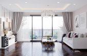 nội thất chung cư cao cấp hiện đại tại Vinhomes D Capitale