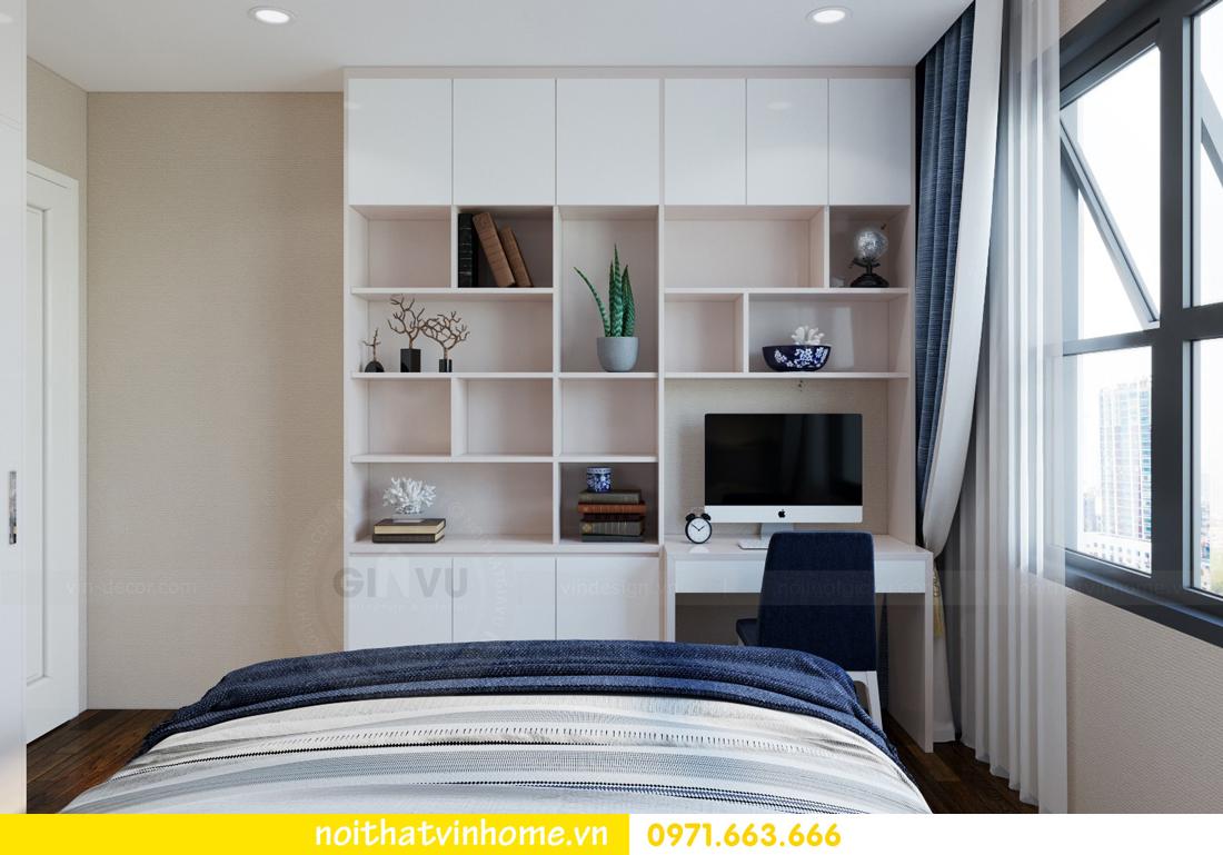 nội thất chung cư hiện đại D Capitale tòa C3 căn 12 chị Hà 10