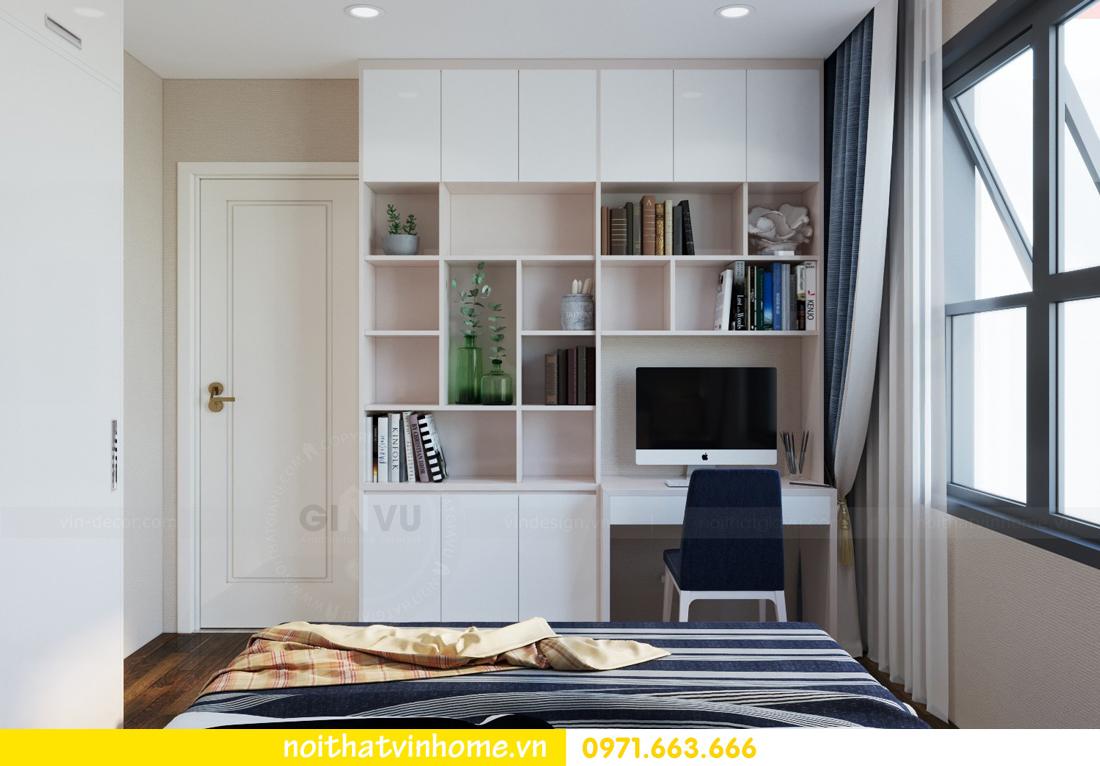 nội thất chung cư hiện đại D Capitale tòa C3 căn 12 chị Hà 08