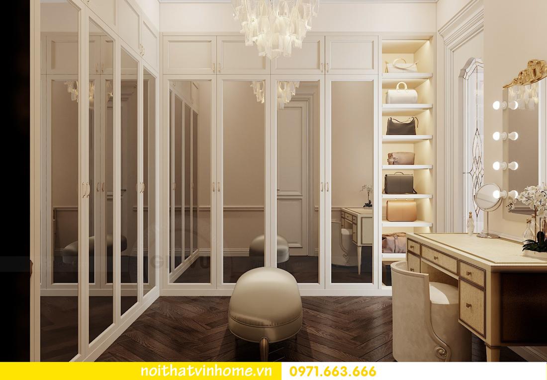 thiết kế nội thất biệt thự Paris Vinhomes Imperia Hải Phòng chị Thu 10