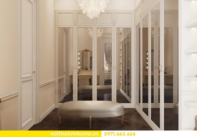 thiết kế nội thất biệt thự Paris Vinhomes Imperia Hải Phòng chị Thu 11