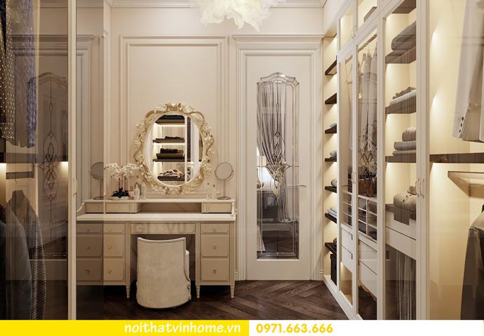 thiết kế nội thất biệt thự Paris Vinhomes Imperia Hải Phòng chị Thu 14