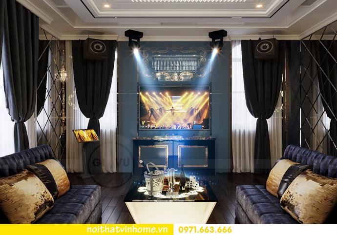 thiết kế nội thất biệt thự Paris Vinhomes Imperia Hải Phòng chị Thu 20
