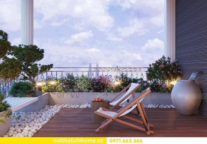 thiết kế nội thất biệt thự Paris Vinhomes Imperia Hải Phòng chị Thu 24