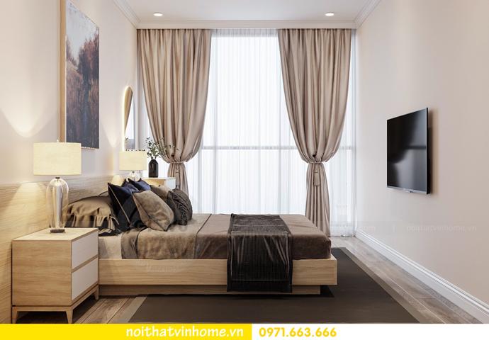 thiết kế nội thất chung cư Á Đông tại Vinhomes Skylake tòa S3 căn 09 10