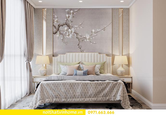 thiết kế nội thất chung cư Á Đông tại Vinhomes Skylake tòa S3 căn 09 8