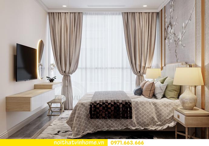 thiết kế nội thất chung cư Á Đông tại Vinhomes Skylake tòa S3 căn 09 9
