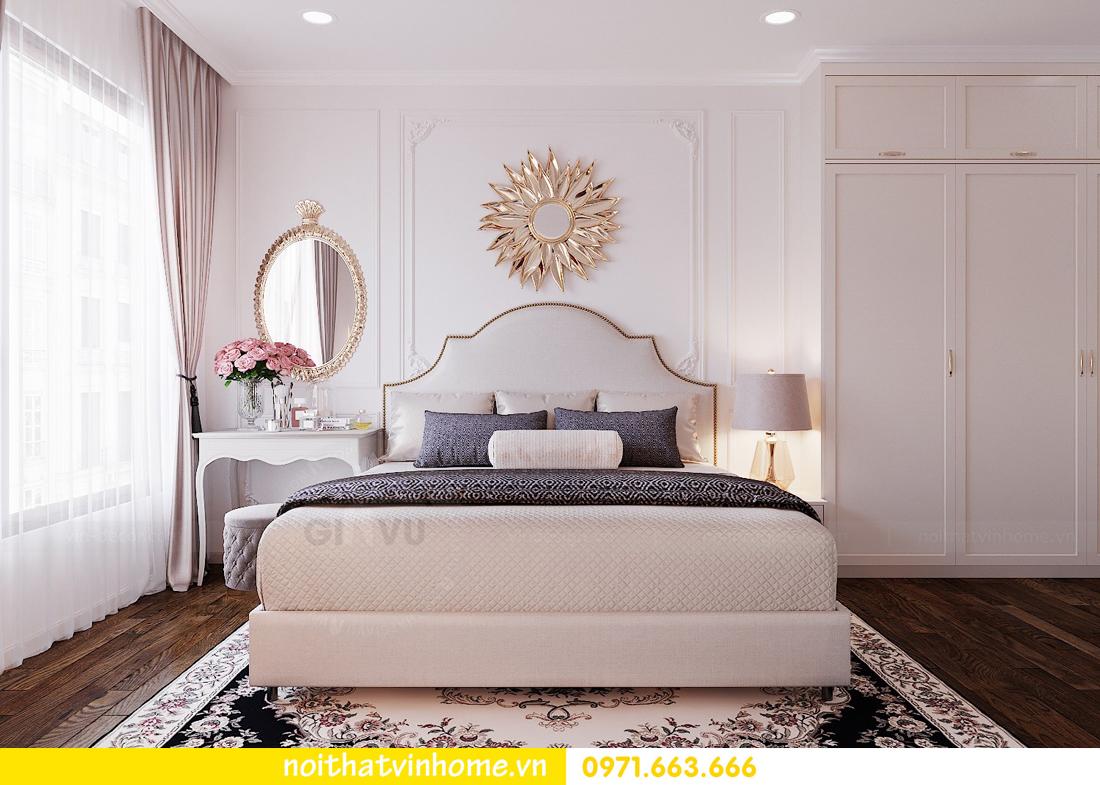thiết kế nội thất chung cư DCapitale 3 phòng ngủ C602 anh chiều 11
