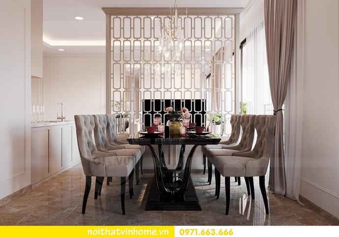 thiết kế nội thất chung cư DCapitale 3 phòng ngủ C602 anh chiều 8