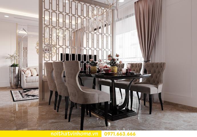 thiết kế nội thất chung cư DCapitale 3 phòng ngủ C602 anh chiều 9