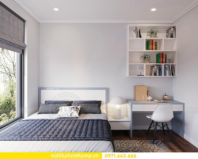 mẫu thiết kế nội thất căn hộ đẹp tại Vinhomes DCapitale 11