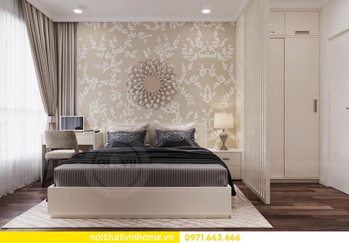 mẫu thiết kế nội thất căn hộ đẹp tại Vinhomes DCapitale 7