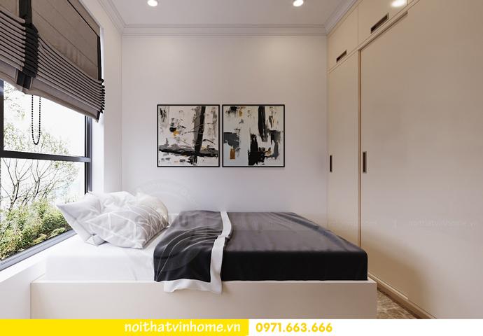 mẫu thiết kế nội thất căn hộ đẹp tại Vinhomes DCapitale 8
