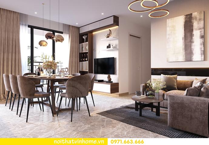 nội thất chung cư D'Capitale tòa C1 căn 09 nhà chị An 03