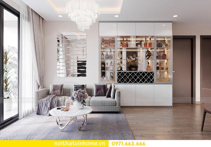 nội thất chung cư Vinhomes Skylake tòa S3 căn 14 nhà chị Vân 03