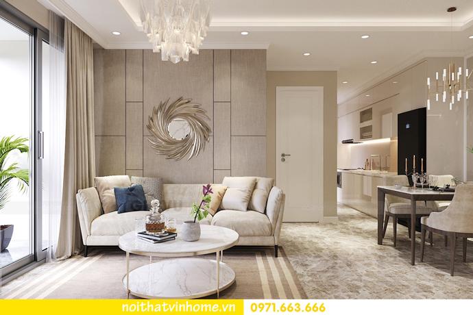thiết kế nội thất chung cư DCapitale tòa C7 căn 06 anh Trường 02