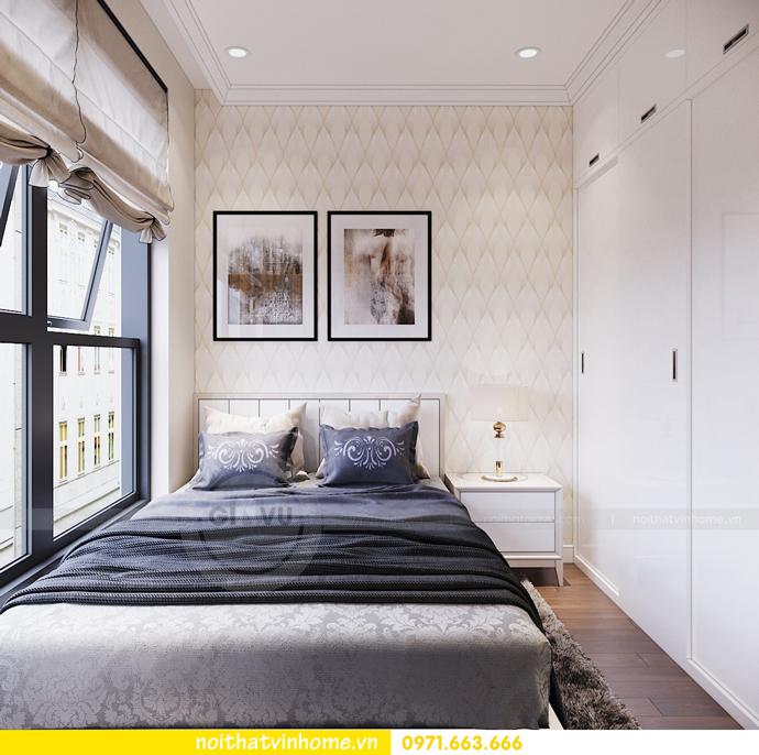 thiết kế nội thất chung cư DCapitale tòa C7 căn 06 anh Trường 06