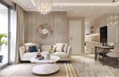 thiết kế nội thất chung cư DCapitale tòa C7 căn 06 anh Trường
