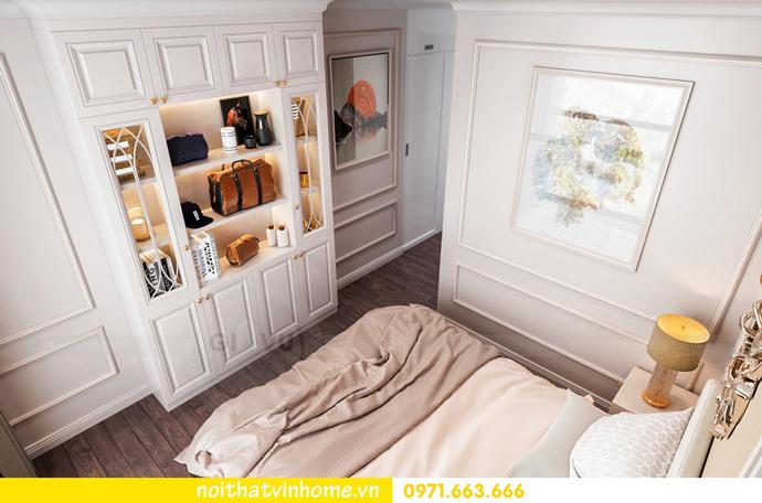 thiết kế nội thất nhà đẹp tại chung cư Vinhomes Skylake tòa S1 căn 08A 05