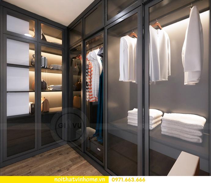 thiết kế nội thất tại chung cư Sky Lake tòa S1 căn 01 nhà chị Vân 8