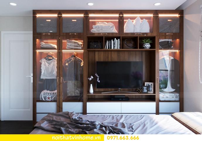 ý tưởng thiết kế nội thất chung cư DCapitale tòa C3 căn 09 chị Huyền 09