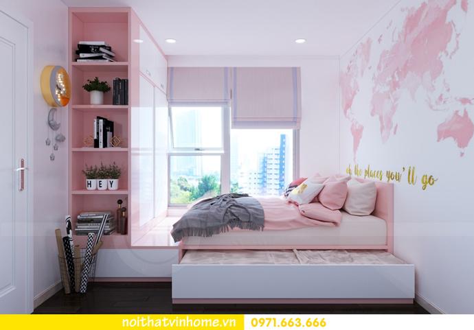 ý tưởng thiết kế nội thất chung cư DCapitale tòa C3 căn 09 chị Huyền 11