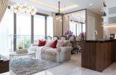 ý tưởng thiết kế nội thất chung cư DCapitale tòa C3 căn 09 chị Huyền