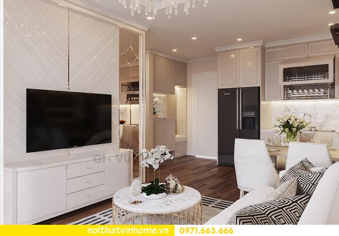 nội thất căn hộ chung cư DCapitale tòa C6 CH07 A Long 01