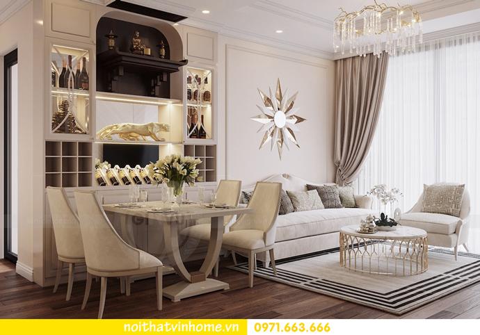 nội thất căn hộ chung cư DCapitale tòa C6 CH07 A Long 03