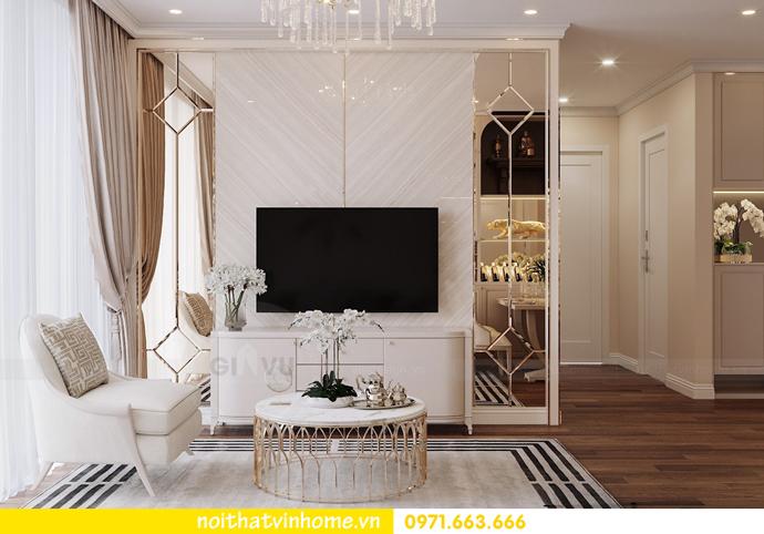 nội thất căn hộ chung cư DCapitale tòa C6 CH07 A Long 05