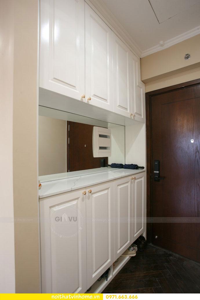 thi công nội thất chung cư trọn gói tại C3 căn 06 DCapitale chị Mai 01