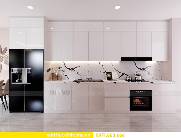 thiết kế nội thất căn hộ Vinhomes DCapitale tòa C7 căn 01 nhà chị Minh 02