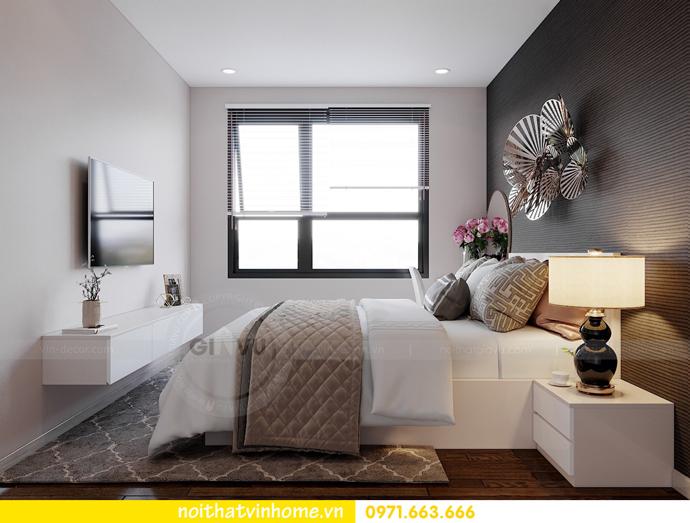 thiết kế nội thất căn hộ Vinhomes DCapitale tòa C7 căn 01 nhà chị Minh 05