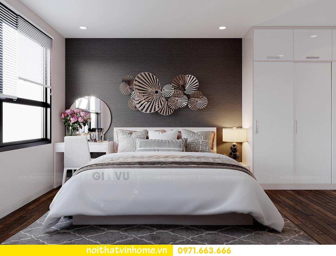 thiết kế nội thất căn hộ Vinhomes DCapitale tòa C7 căn 01 nhà chị Minh 06