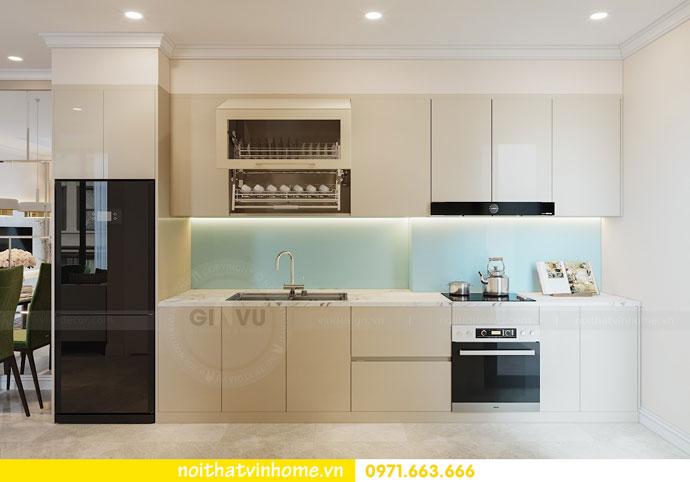 thiết kế nội thất chung cư DCapitale tòa C6 căn 05 nhà chị Nụ 02