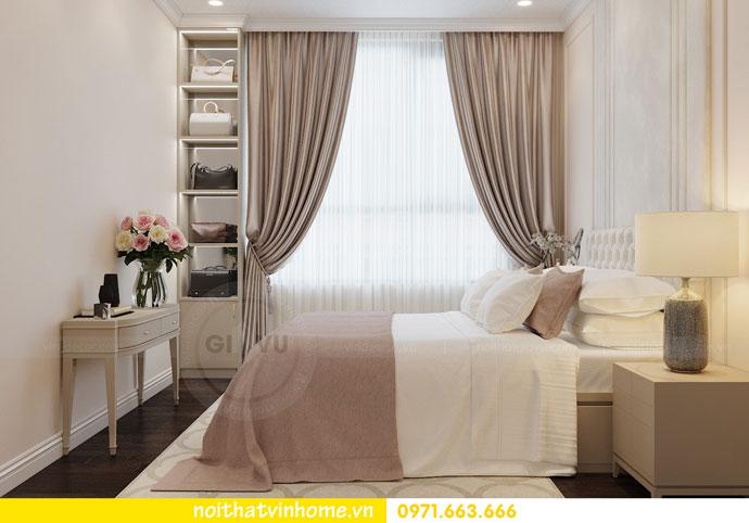 thiết kế nội thất chung cư DCapitale tòa C6 căn 05 nhà chị Nụ 06