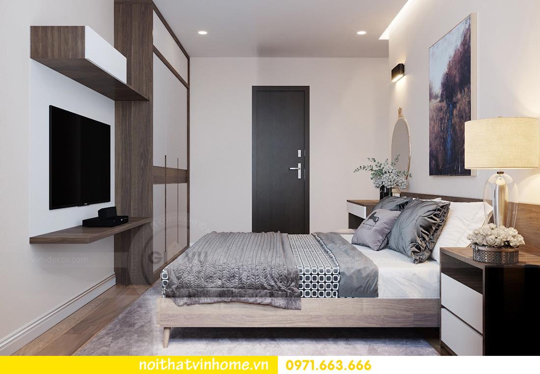 thiết kế nội thất chung cư Ngoại Giao Đoàn NT01-T4 Chị Hương 06