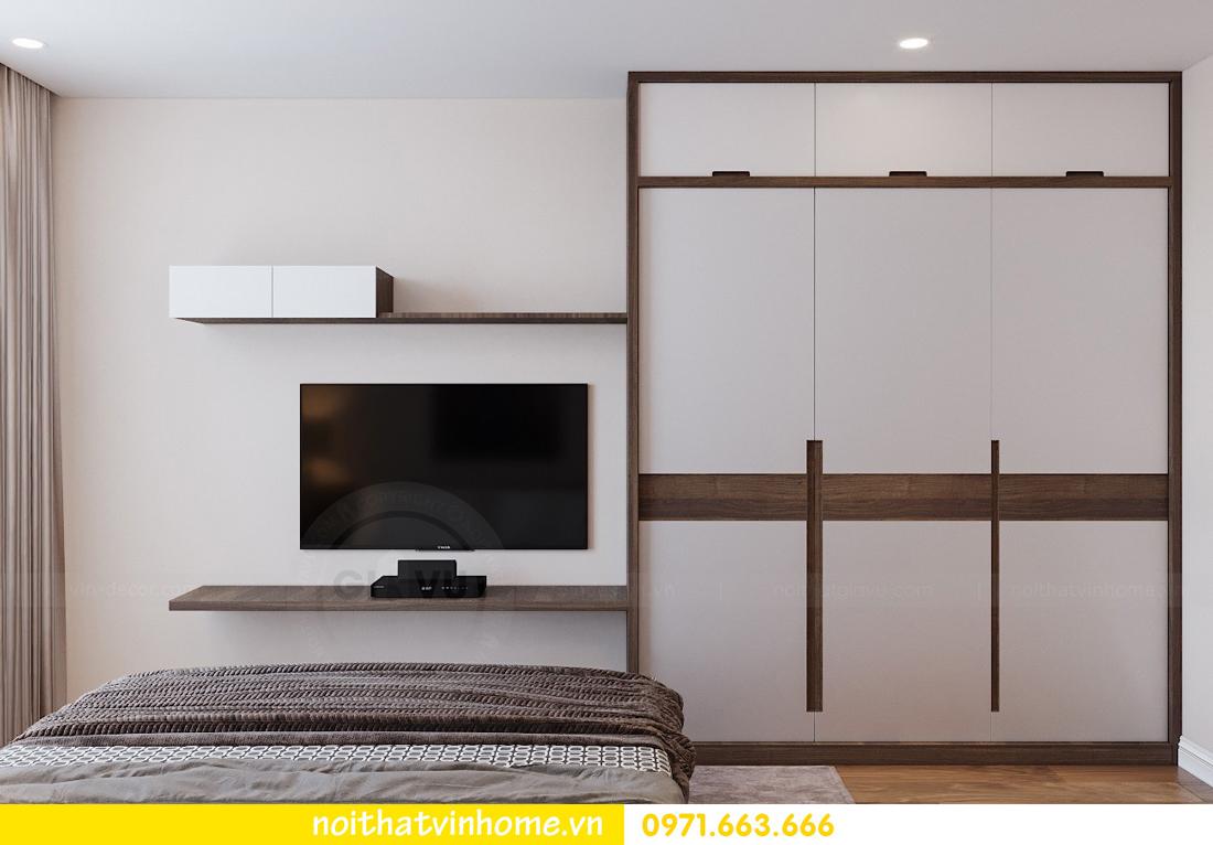 thiết kế nội thất chung cư Ngoại Giao Đoàn NT01-T4 Chị Hương 08