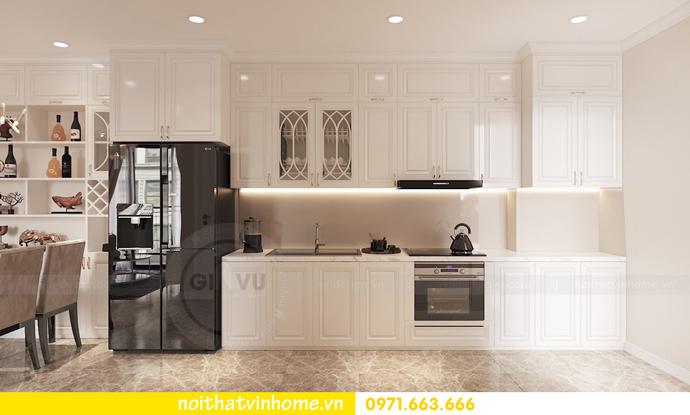 thiết kế nội thất Vinhomes DCapitale tòa C3 căn 02 nhà chị Phương 04