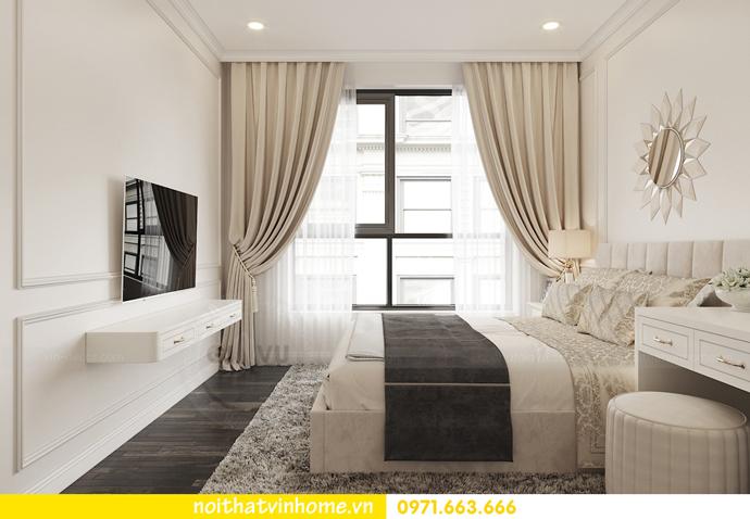 thiết kế nội thất Vinhomes DCapitale tòa C3 căn 02 nhà chị Phương 06