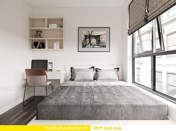 thiết kế nội thất Vinhomes DCapitale tòa C3 căn 02 nhà chị Phương 08