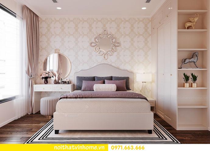 nội thất chung cư Vinhomes DCapitale tòa C6 căn hộ 04 chị Ưa 10