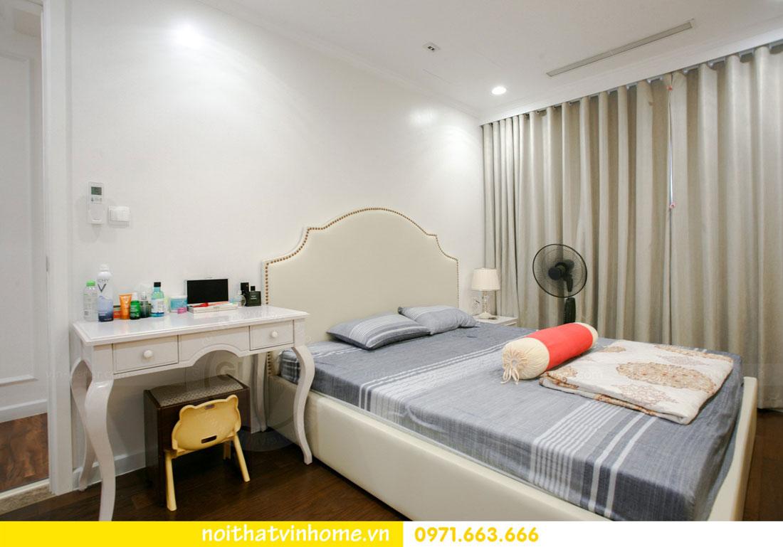 thi công nội thất căn hộ trọn gói tại chung cư DCapitale nhà anh Luân 9