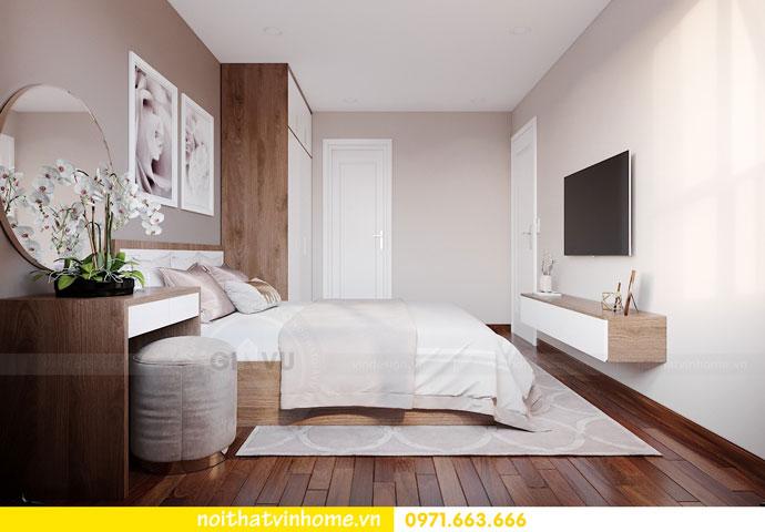 thiết kế nội thất căn hộ 63m2 đẹp sang trọng với phong cách hiện đại 5
