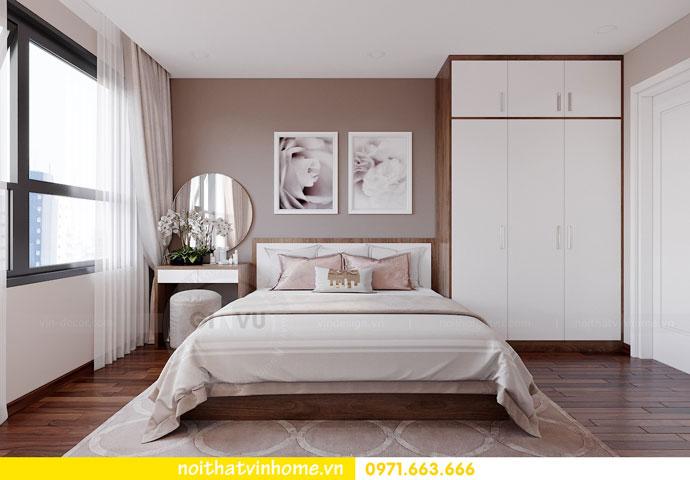 thiết kế nội thất căn hộ 63m2 đẹp sang trọng với phong cách hiện đại 6